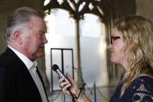 Interview La Lonja_Mario Mauroner Juli2014
