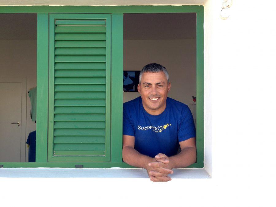 Miguel Páez setzte sich für die Anerkennung als achte bewohnte Insel der Kanaren ein.